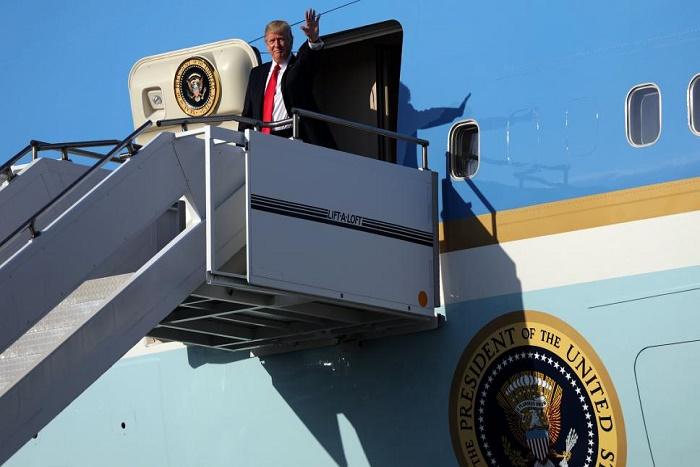 Etats-Unis: Donald Trump fait appel du blocage de son décret anti-immigration