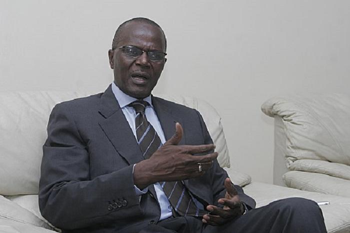 Ousmane Tanor-attaques contre lui : «Je suis suffisamment carapacé pour faire face »