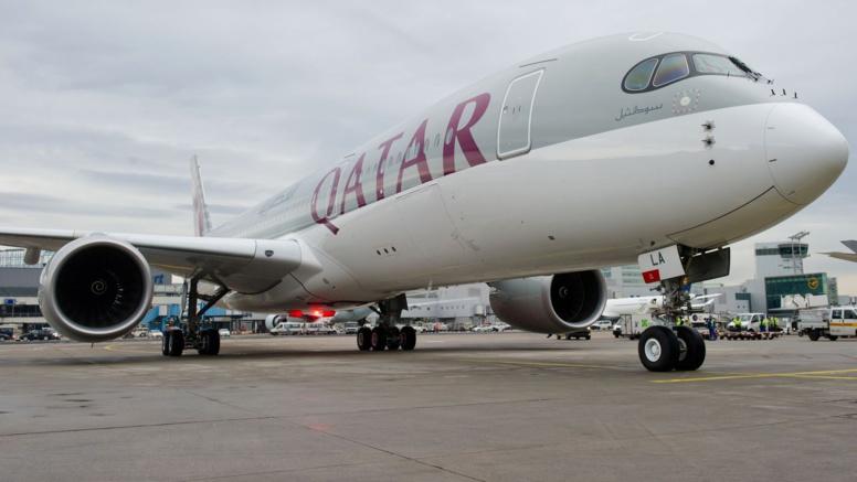 Qatar Airways inaugure le vol le plus long du monde