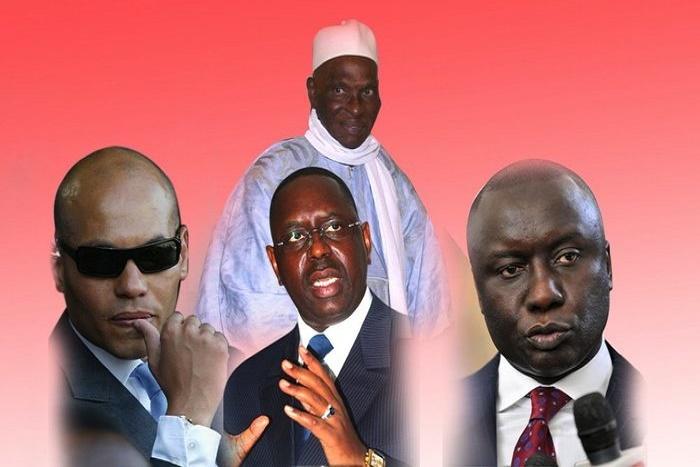 Présidentielle de 2019 : Macky Sall contre trois adversaires avec des fortunes diverses