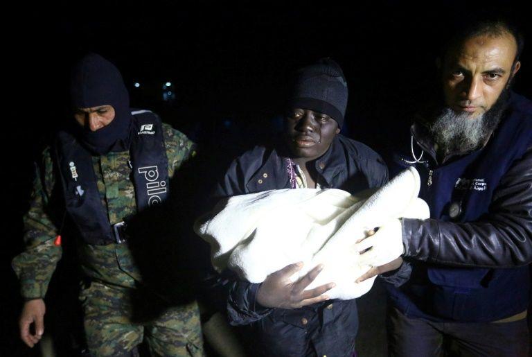 Méditerranée: 1.500 migrants secourus ce week-end, un chiffre élevé en période hivernale