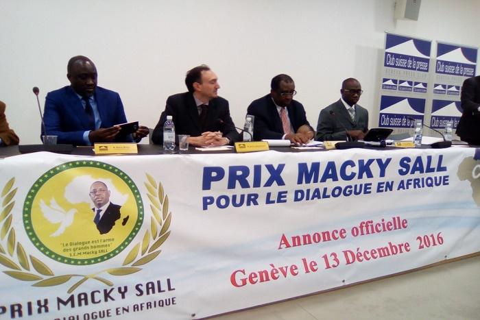 Prix Macky Sall pour le dialogue en Afrique : Macky dans le cercle des grands selon la CCR