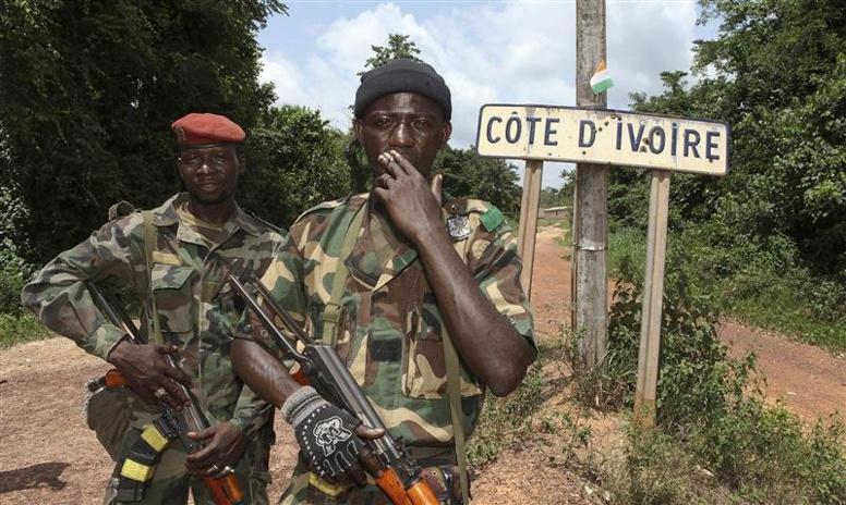 Côte d'Ivoire: des tirs entendus ce matin à Adiaké à une centaine de kilomètres d'Abidjan vers la frontière ghanéenne