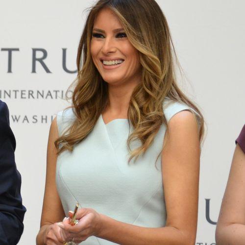 Très remontée, Melania Trump réclame 150 millions de dollars à un média