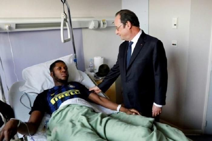 France: Théo invité par l'Inter Milan pour un match à San Siro