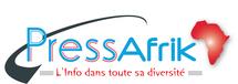 Logo Pressafrik.com