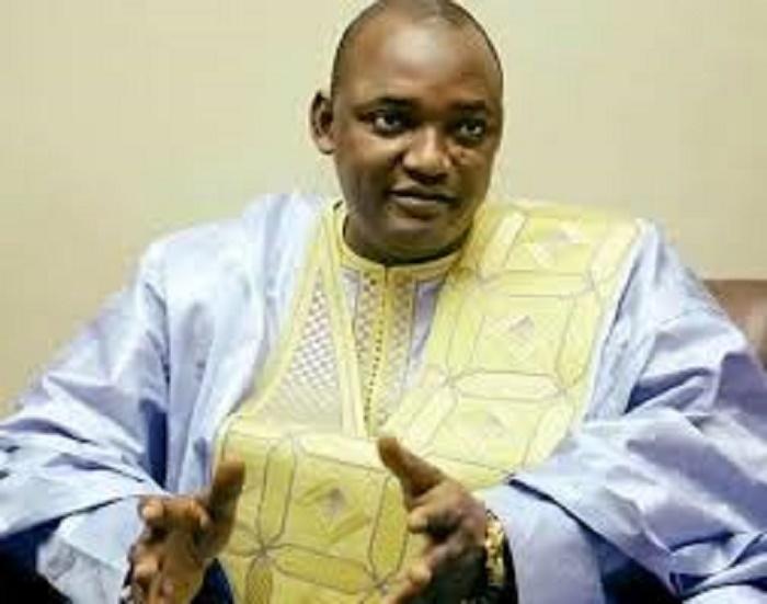 Tentative d'assassinat d'Adama Barrow: Babucar Ndiaye entre les mains des forces de la CEDEAO