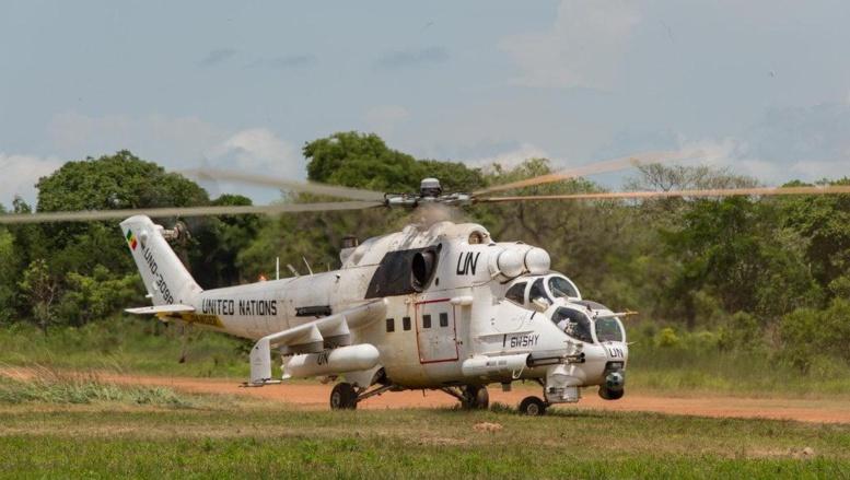 RCA: la Minusca intervient en force contre une colonne de l'ex-Seleka