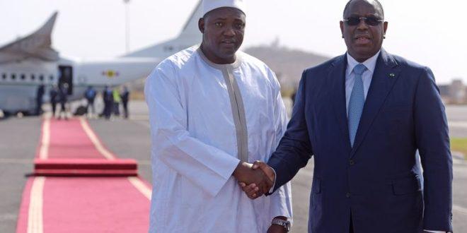 Le président Macky Sall invité d'honneur de la fête nationale de la Gambie, (officiel)