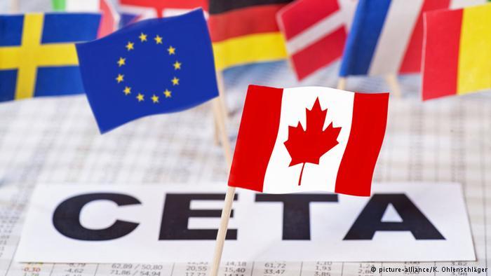 Le Parlement européen approuve l'accord de libre-échange UE-Canada