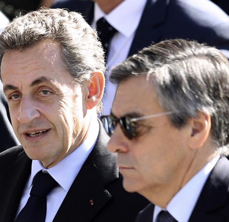 Sarkozy reçoit Fillon: plan B au déjeuner ?