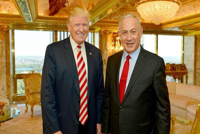 Netanyahu reçu par Trump: une paix à 2 Etats et l'Iran au menu de la rencontre
