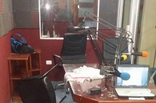Deux journalistes abattus en plein direct — République dominicaine