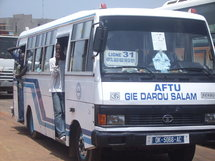 Bus Tata très prisé par les dakarois