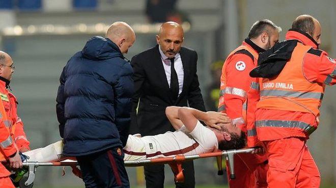 Nouvelle blessure grave pour Florenzi