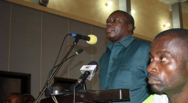Un colonel meurt en détention — Congo-Brazzaville