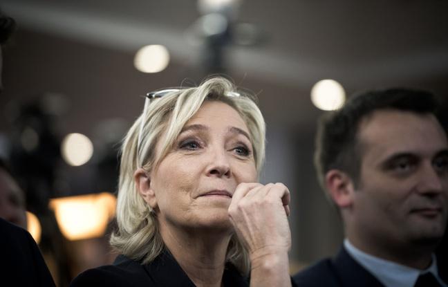 Affaire Théo: Marine Le Pen demande l'interdiction des «manifestations contre la police»
