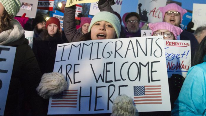 ETATS-UNIS : Une «journée sans immigrés» contre la politique de Donald Trump