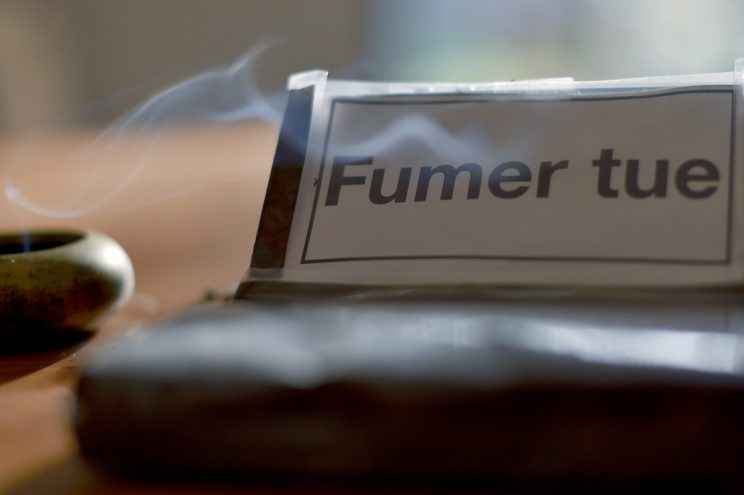 Le prix du tabac à rouler augmente de 15%