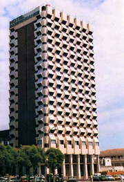 hôtel Indépendance, Dakar