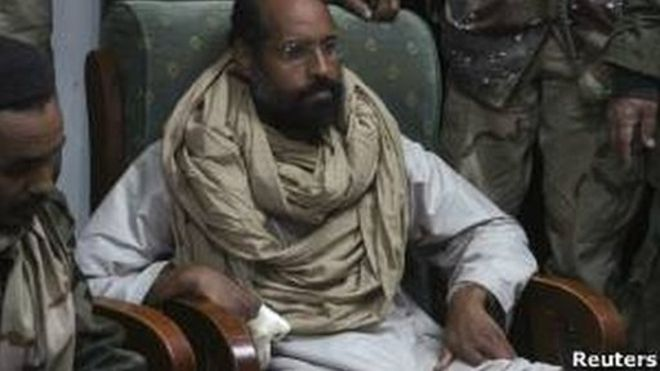 L'Onu appelle à remettre Seif Al-Islam à la CPI