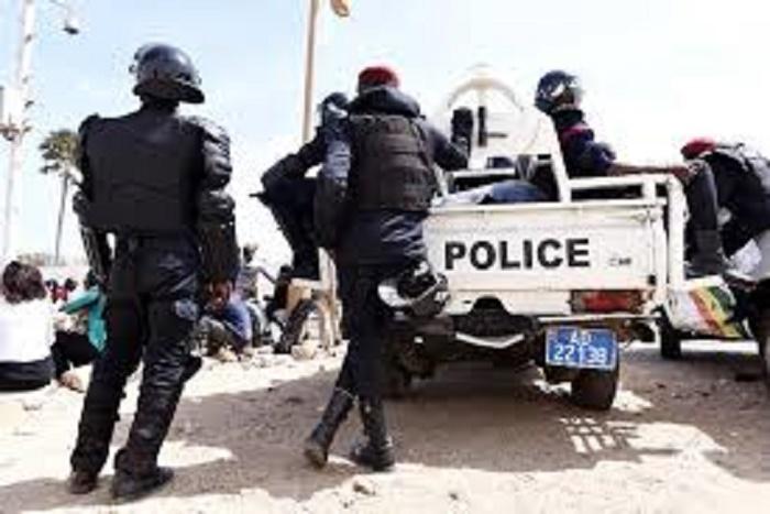 Audition de Khalifa Sall à la Dic : la sécurité renforcée au Palais de Justice de Dakar