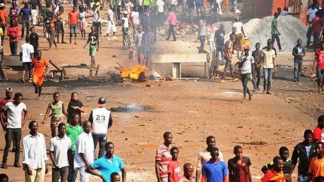 Réouverture des écoles en Guinée