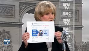 Marine Le Pen était en direct sur Facebook pendant un vote au Parlement européen, et ça a mis Nadine Morano en colère