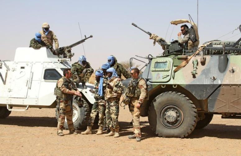 Mali: l'armée française a « neutralisé » un groupe armé