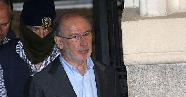 Espagne : l'ex-président du FMI Rodrigo Rato condamné à quatre ans de prison