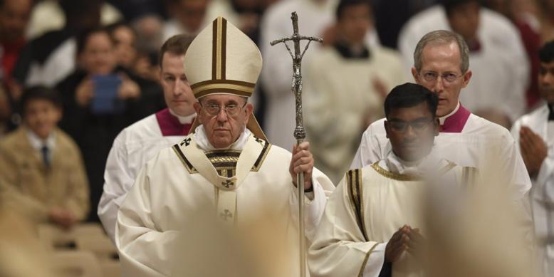 Un athée vaut mieux qu'un catholique hypocrite, suggère le pape