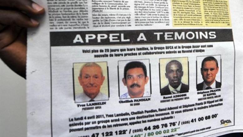 Disparus du Novotel d'Abidjan: le témoignage à charge de Felix Houphouët Konan