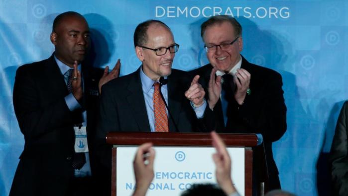 ETATS-UNIS : Hispanique et proche d'Obama, Tom Perez prend la tête des démocrates