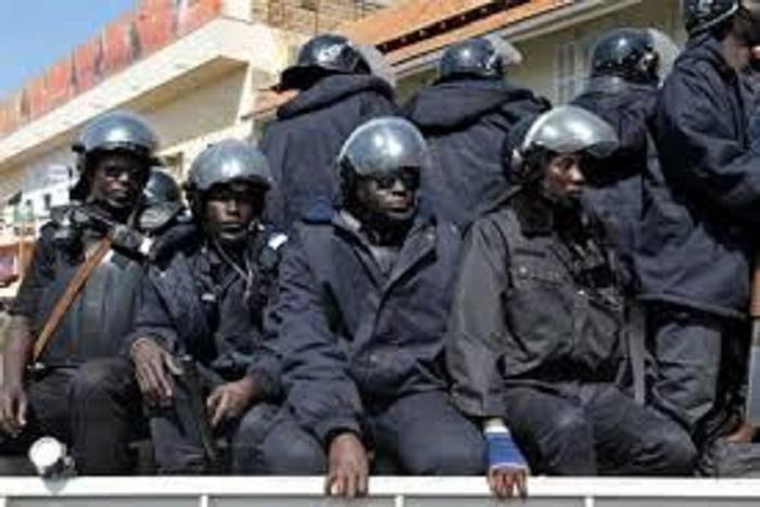 Le film de l'arrestation du mystique Mansour Diop : «les balles des policiers déviaient à cinq mètres du trajectoire de Thialé »