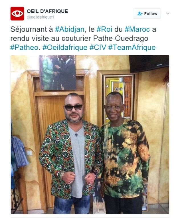 Mohammed VI du Maroc, un roi « stylé »