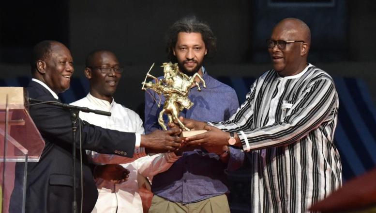 Fespaco 2017: le film «Félicité» d'Alain Gomis remporte l'Etalon d'or