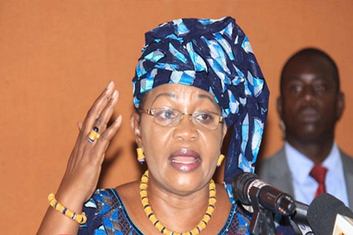 Sortie du procureur de la République : Aïda Mbodj interpelle Me Sidiki Kaba