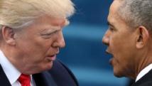 Accusations de Trump à l'encontre d'Obama: une stratégie à double tranchant
