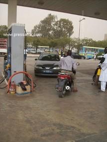 Baisse des prix du carburant à la pompe