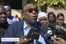 Jean Paul Dias s'insurge contre l'arrestation de Khalifa Sall : « le Sénégal vient de se discréditer à la face du monde »