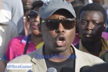 Barthélémy Dias : «Il n'y aura pas d'élection tant que Khalifa Sall restera en prison»