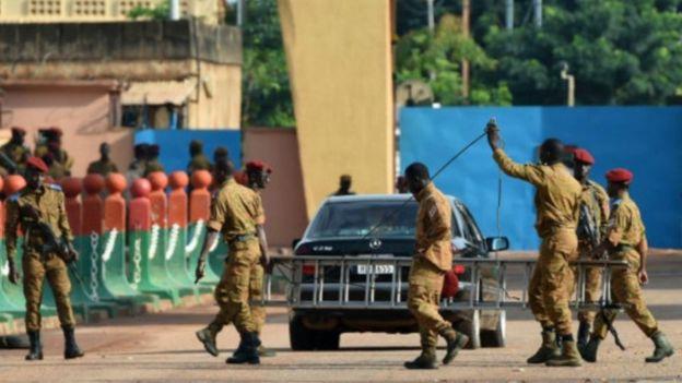 Burkina Faso: circulation interdite à la frontière avec le Mali