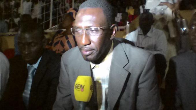 Soutien de l'Ams à Khalifa Sall : le maire de Diourbel se démarque