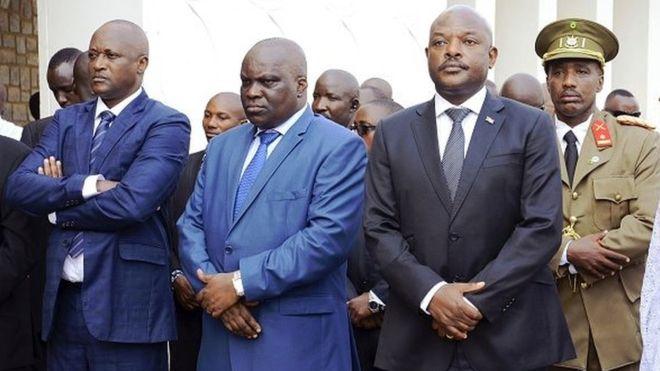 " Bujumbura dénonce ""la manipulation"" des Nations unies"