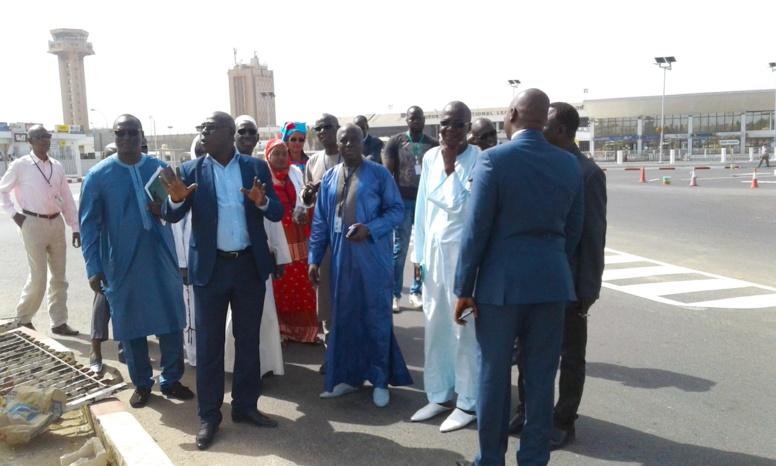 Sécurité et sûreté à l'Aéroport de Dakar : Le Conseil d'Orientation approuve les travaux du DG