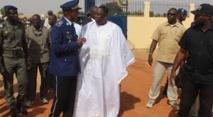 Inauguration Mosquée et prière du vendredi: Macky Sall est arrivé à Kaolack
