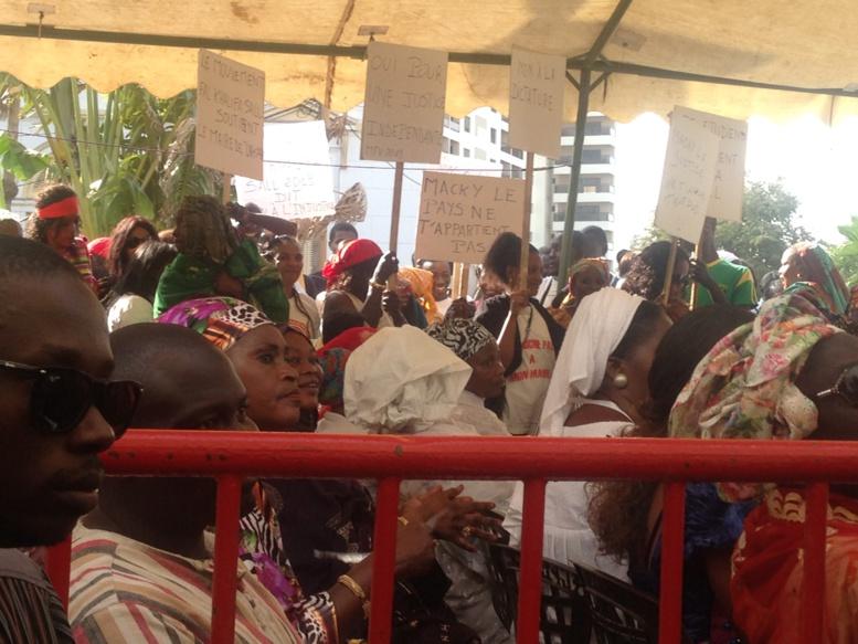 Détention de Khalifa Sall: Mairie de Dakar, Taxawu Ndakaru et l'opposition se coalisent pour sa libération