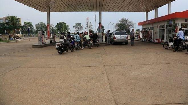 Togo: hausse des prix du carburant