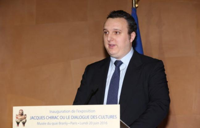 Présidentielle: le petit-fils de Jacques Chirac rejoint Emmanuel Macron