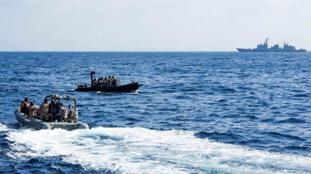 Somalie : premier acte de piraterie depuis cinq ans